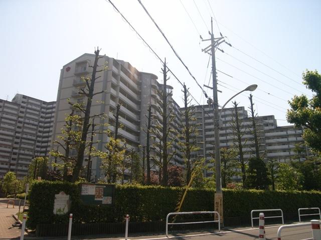 メイプルパーク・スクエア西弐番街の外観