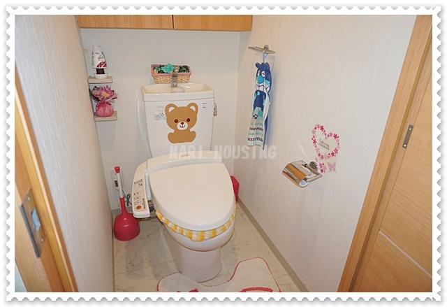 ブライティアテラスのトイレ