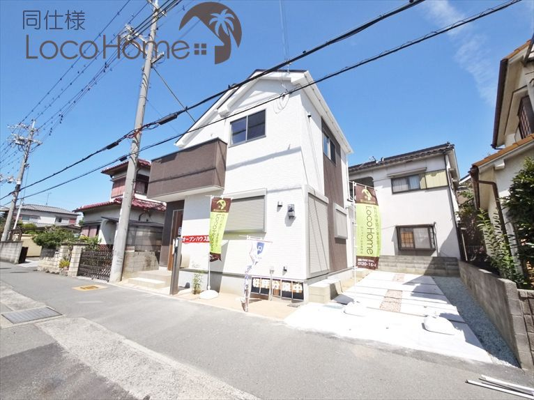 神戸市第2垂水区北舞子 新築戸建の画像