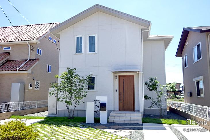【ダイワハウス】フローラルアベニュー赤坂町 (分譲住宅)の画像
