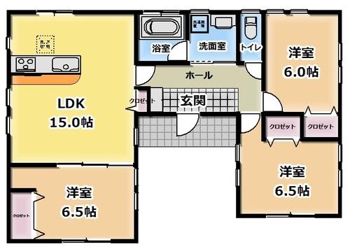 新築住宅・東金市山口の画像