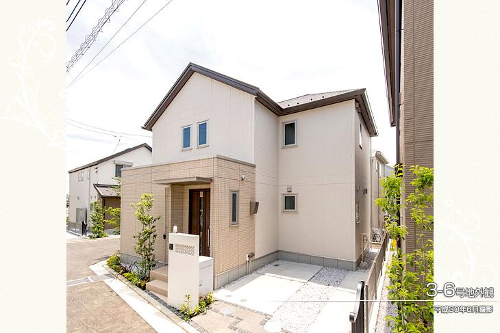 【ダイワハウス】セキュレア横濱日吉 3rd stage (分譲住宅)の画像