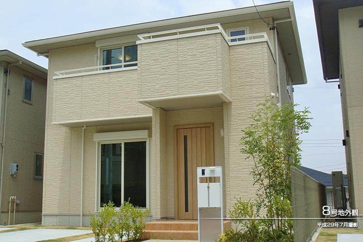 【ダイワハウス】セキュレア鳴子北 (分譲住宅)の画像