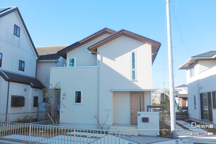 【ダイワハウス】セキュレア曳馬1丁目 (分譲住宅)の画像