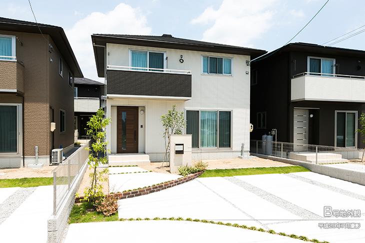 【ダイワハウス】セキュレア湖西鷲津 (分譲住宅)の画像