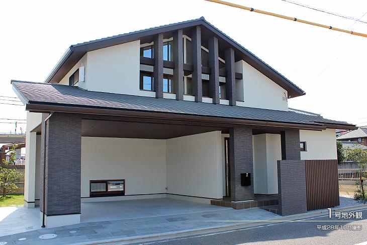 【ダイワハウス】まちなかジーヴォ高松林町 (分譲住宅)の画像
