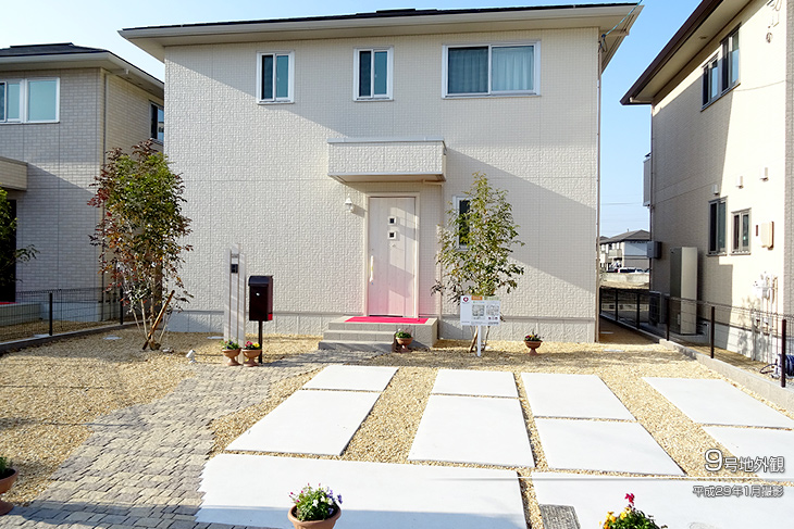 【ダイワハウス】セキュレア中島II (分譲住宅)の画像