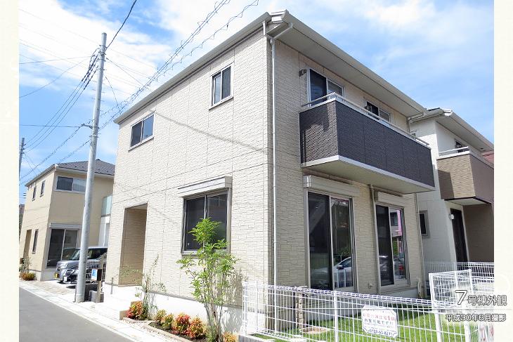 【ダイワハウス】セキュレア東川口 (分譲住宅)の画像