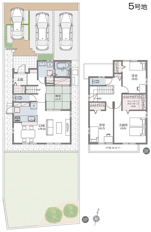 【ダイワハウス】セキュレア茂木町 (分譲住宅)の画像