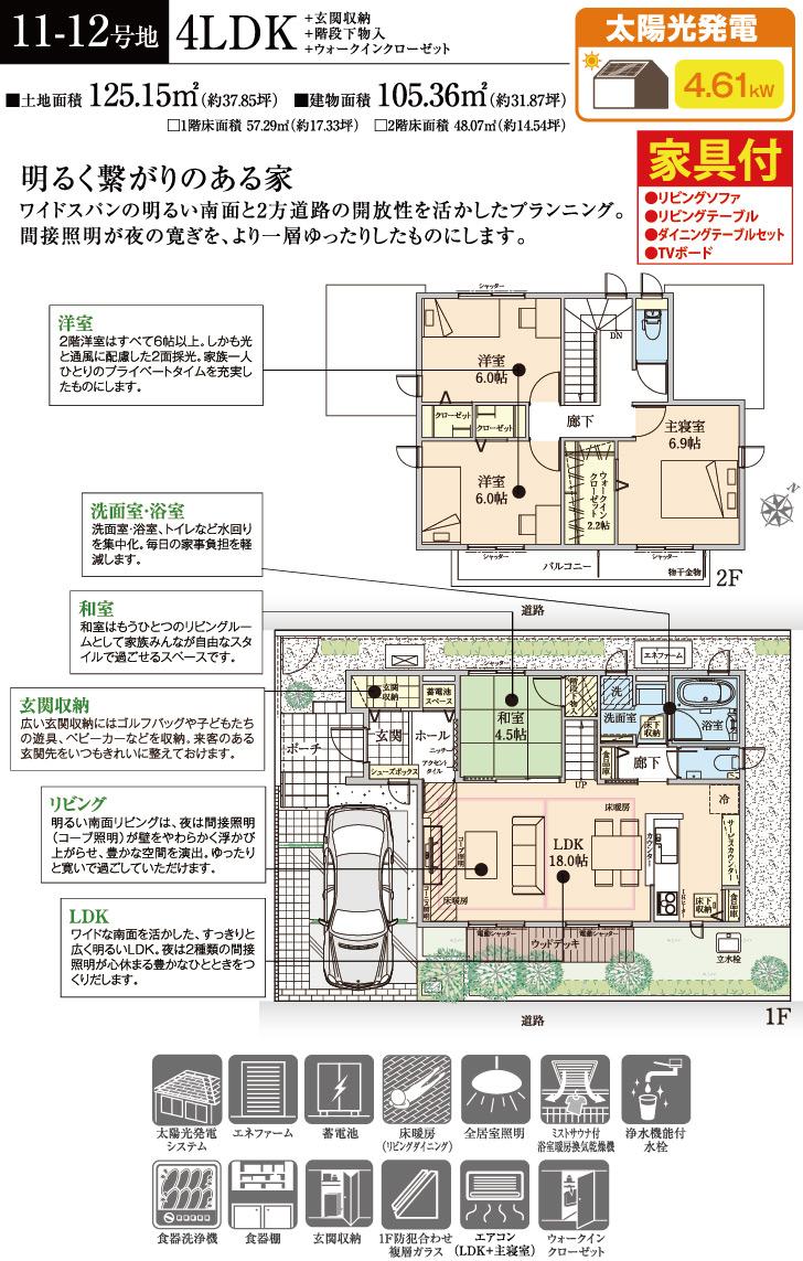 【ダイワハウス】セキュレアFujisawa SST (分譲住宅)の画像