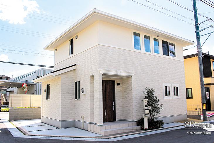 【ダイワハウス】セキュレア京田辺市大住 (本店木造住宅事業部)(分譲住宅)の画像