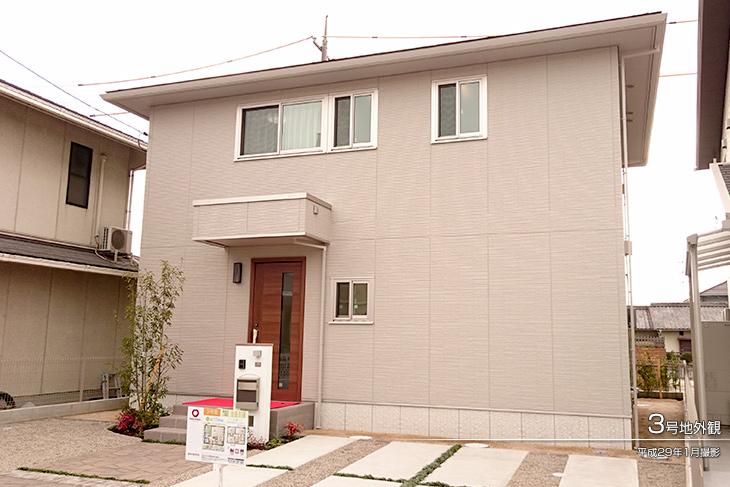 【ダイワハウス】セキュレア西富井 (分譲住宅)の画像
