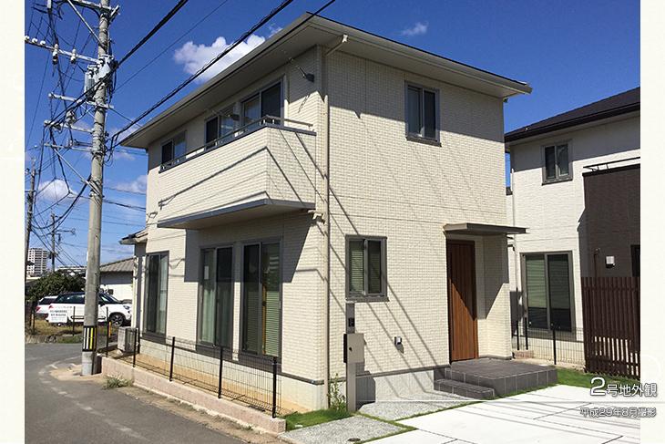 【ダイワハウス】セキュレア水谷II (分譲住宅)の画像