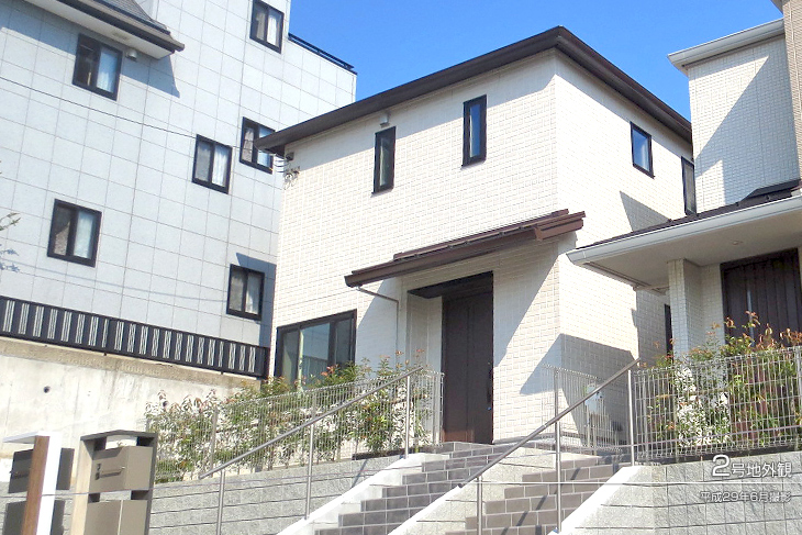 【ダイワハウス】セキュレア横濱能見台 (分譲住宅)の画像