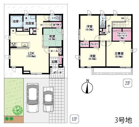 【ダイワハウス】セキュレア月寒東5-16 (分譲住宅)の画像