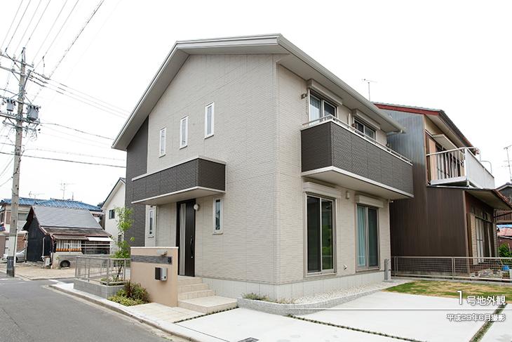 【ダイワハウス】セキュレア北園通 (分譲住宅)の画像