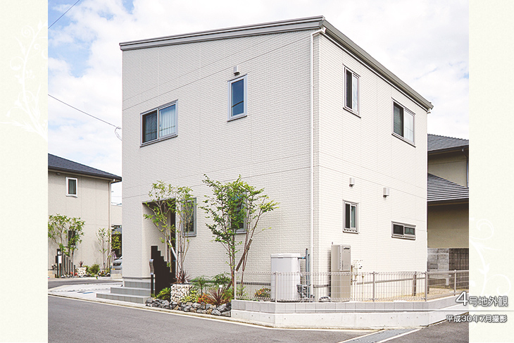 【ダイワハウス】セキュレア余戸中 (分譲住宅)の画像