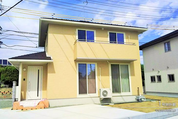 【ダイワハウス】セキュレア石渡 (分譲住宅)の画像