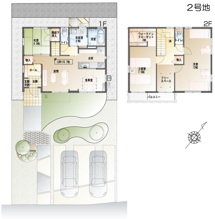 【ダイワハウス】セキュレア長江 (分譲住宅)の画像