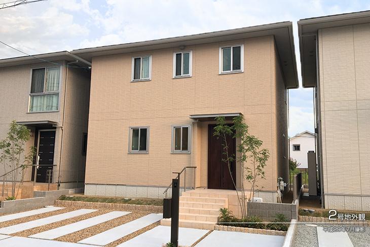 【ダイワハウス】セキュレア香芝すみれ野III (分譲住宅)の画像