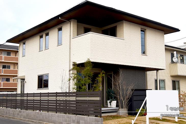 【ダイワハウス】まちなかジーヴォ水江 (分譲住宅)の画像