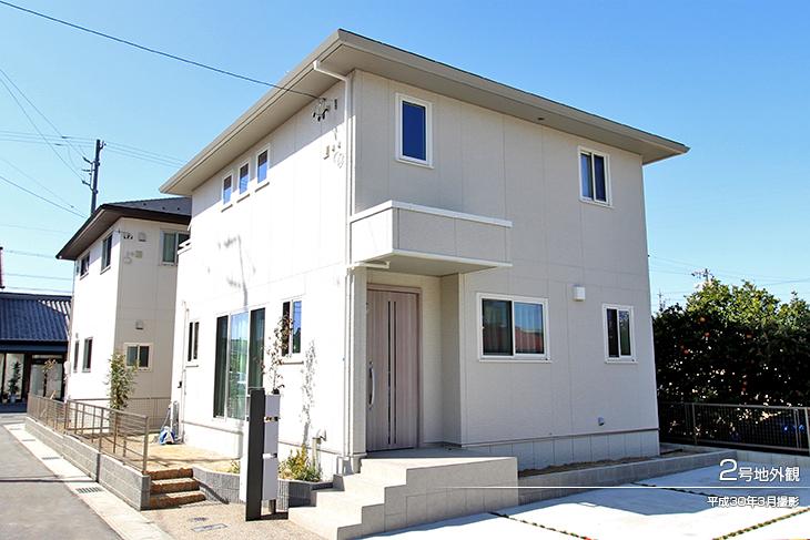 【ダイワハウス】セキュレア西尾今川 (分譲住宅)の画像