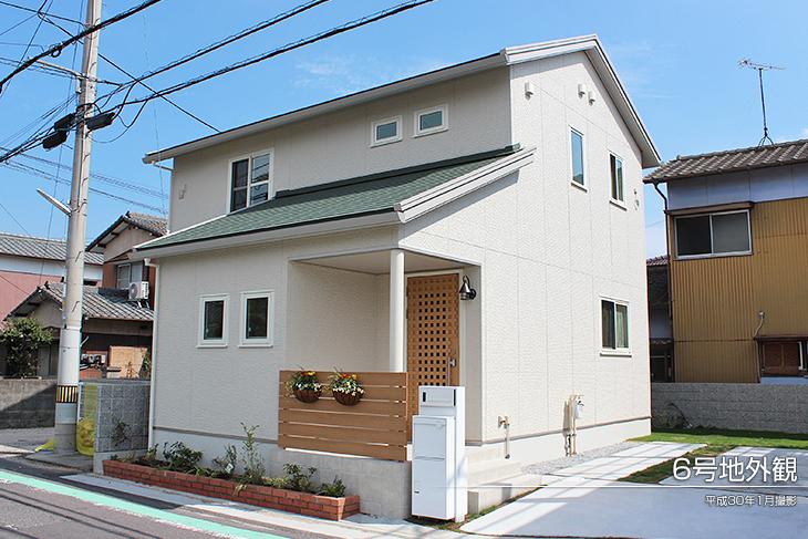 【ダイワハウス】セキュレア丸亀山北町 (分譲住宅)の画像