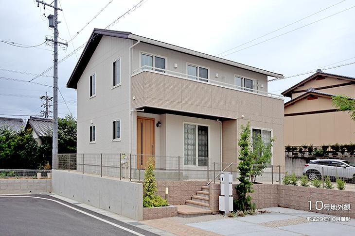 【ダイワハウス】セキュレア豊田井上町 (分譲住宅)の画像