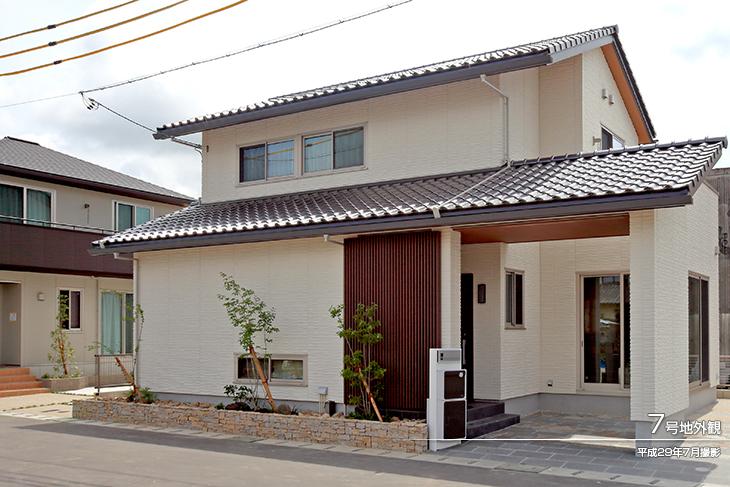【ダイワハウス】まちなかジーヴォ西尾今川 (分譲住宅)の画像