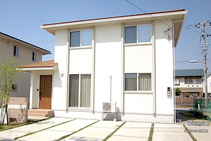 【ダイワハウス】セキュレア山室 1号地・2号地(分譲住宅)の画像