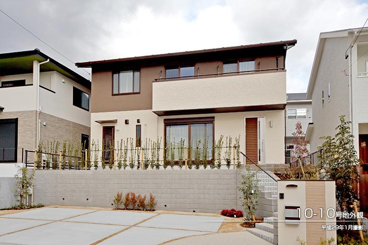 【ダイワハウス】セキュレアふれあいの丘 10-10号地(分譲住宅)の画像