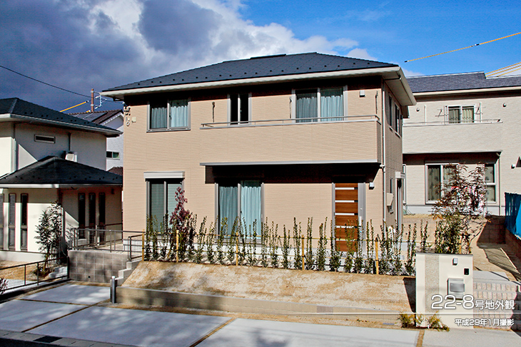 【ダイワハウス】セキュレアふれあいの丘 (分譲住宅)の画像