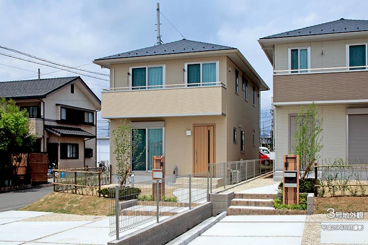 【ダイワハウス】セキュレア星見ヶ丘 (分譲住宅)の画像
