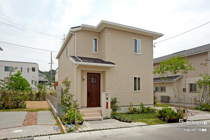 【ダイワハウス】スマ・エコ タウン陽だまりの丘 (分譲住宅)の画像