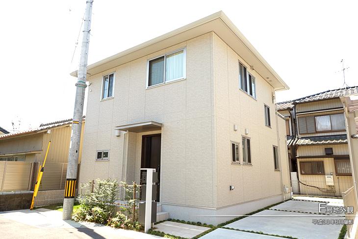 【ダイワハウス】セキュレア西秦泉寺 (分譲住宅)の画像