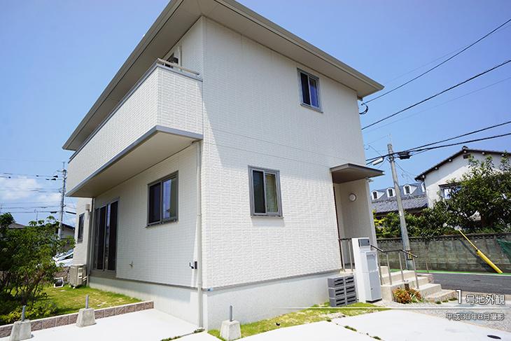 【ダイワハウス】セキュレア次郎丸1丁目 (分譲住宅)の画像