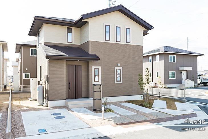 【ダイワハウス】セキュレア末広南 (木造:分譲住宅)の画像