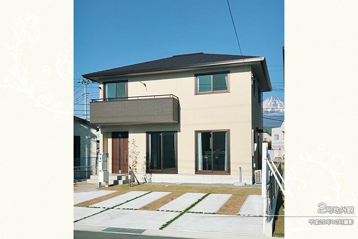 【ダイワハウス】セキュレア富士松本 (分譲住宅)の画像