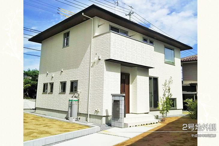 【ダイワハウス】まちなかジーヴォ石渡 (分譲住宅)の画像