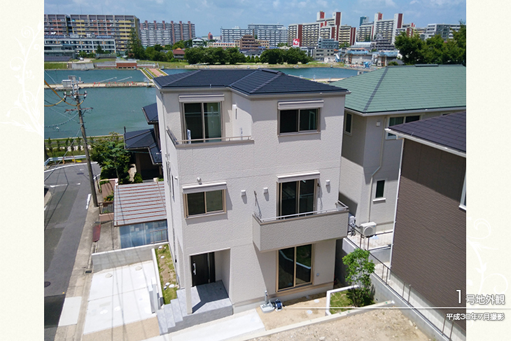 【ダイワハウス】セキュレア茶屋ヶ坂II (分譲住宅)の画像