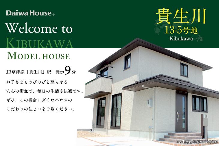 【ダイワハウス】貴生川13-5号地 (分譲住宅)の画像