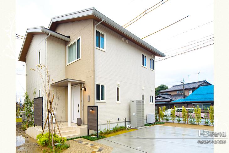 【ダイワハウス】まちなかジーヴォ豊田本町 I-2号地 (分譲住宅)の画像