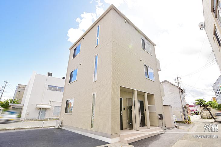 【ダイワハウス】まちなかジーヴォ篠ノ井駅東 (分譲住宅)の画像