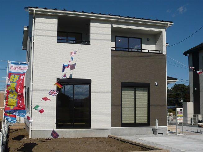 リーブルガーデン栃木市藤岡町大前 新築分譲住宅全2棟の画像