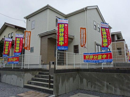 真岡駅 徒歩14分 リーブルガーデン真岡市大谷台町の画像