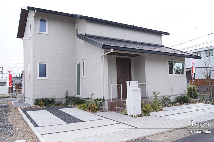 【ダイワハウス】まちなかジーヴォ宇佐 (分譲住宅)の画像