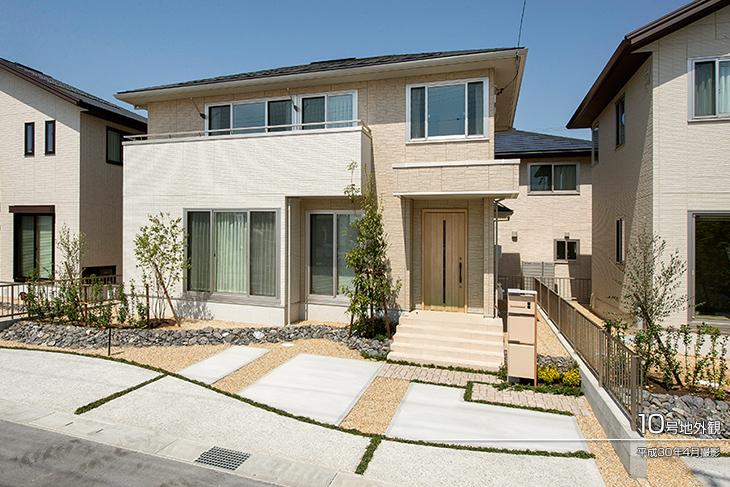 【ダイワハウス】セキュレア川井町III (分譲住宅)の画像