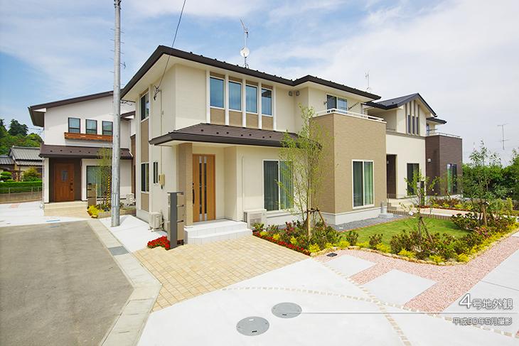 【ダイワハウス】セキュレア泉町下川II (分譲住宅)の画像
