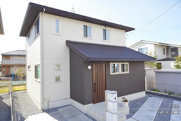 【ダイワハウス】セキュレア石井町I (分譲住宅)の画像