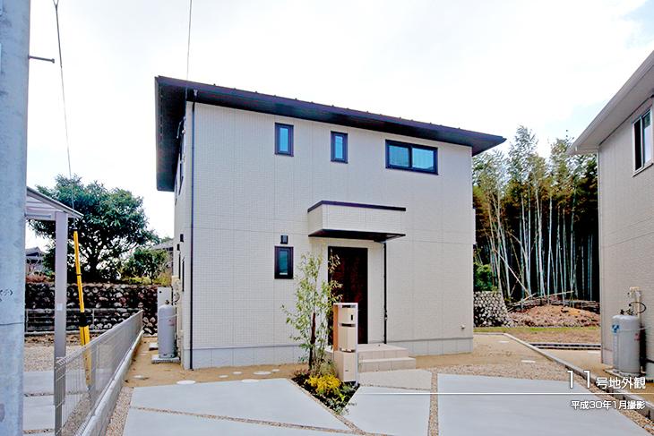 【ダイワハウス】セキュレア東員山田 (分譲住宅)の画像